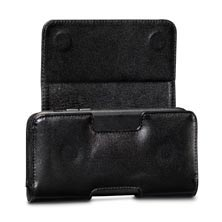 Magnetic Leather Holster for iPhone 11