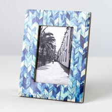 Mosaic Photo Frame 4x6
