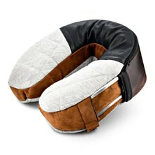 Continental Grey Travel Pillow