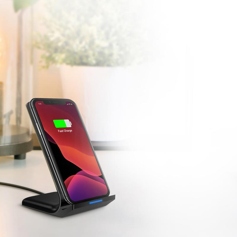 10W Wireless Fast Charging Stand