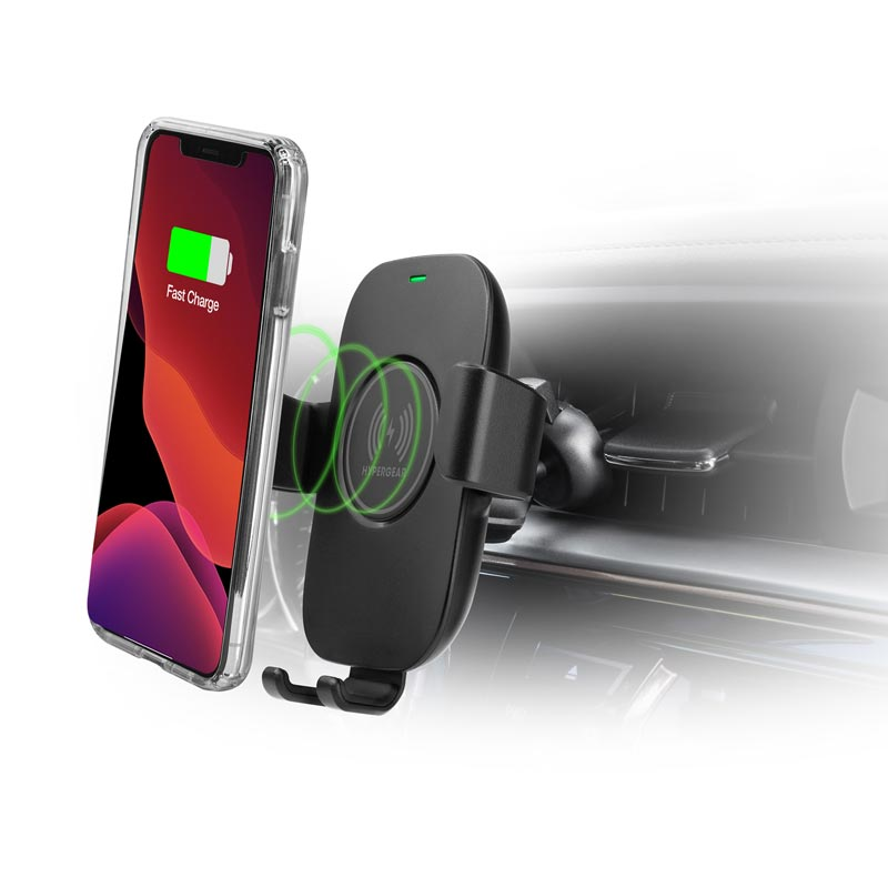 10W Wireless Fast Charge Mobile Mount