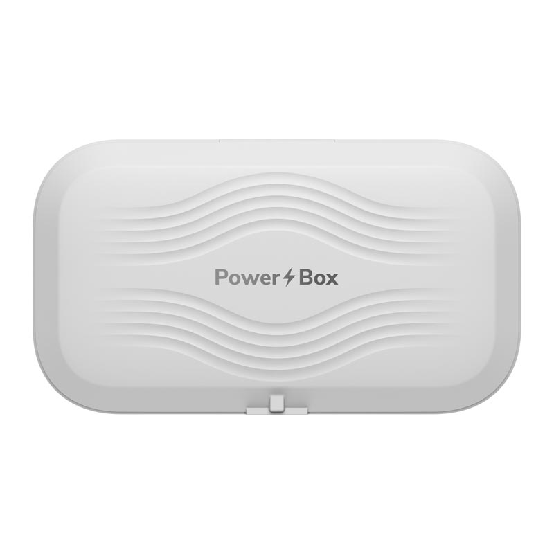 UV Sanitizer Box with Wireless Charger