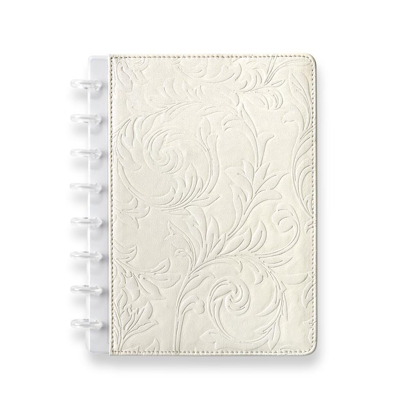Circa® Filigree Foldover Notebook