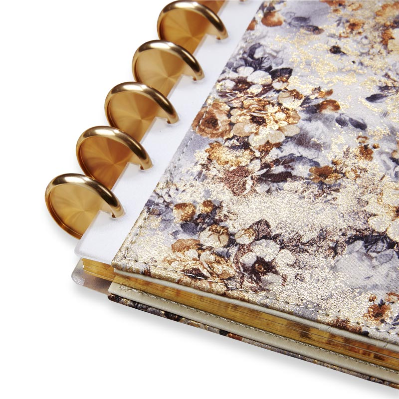 Circa® Tapestry Floral Foldover Notebook