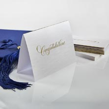 Calligraphy Congratulations Cards. Set/8.