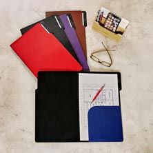 Legal LevTex File Folder with Pocket