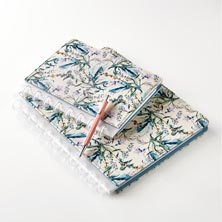 Circa® Winter Garden Floral Notebook