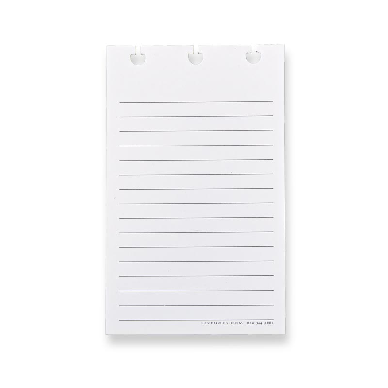 100 Circa Jotlet Full-Page Ruled Refills