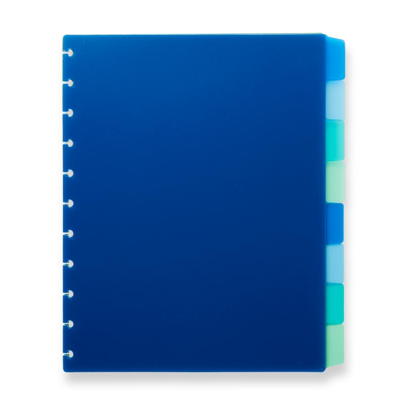 Circa® Sea and Sky Tab Dividers - Letter