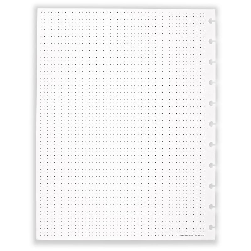 Circa® Start Anytime Weekly Scheduler Refill (100 Sheets) - Letter
