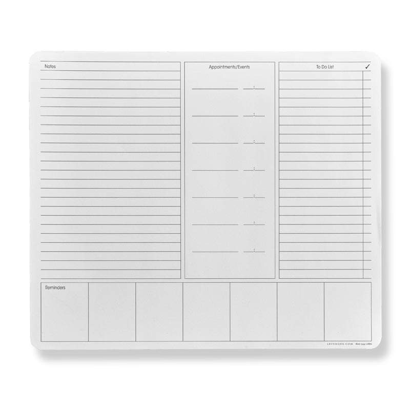 Freeleaf® Memo Desk Pads (set of 2)