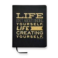 Creating Yourself Desk Journal