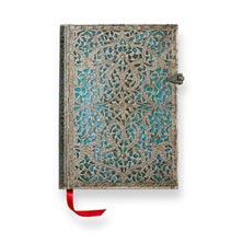Filigree Lined Journal