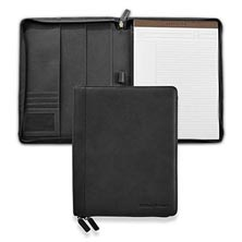 Simplicity Zip Folio - Black