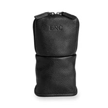 Bomber Jacket Convertible Pouch