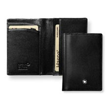 Montblanc Meisterstuck Business Card Holder with Gusset