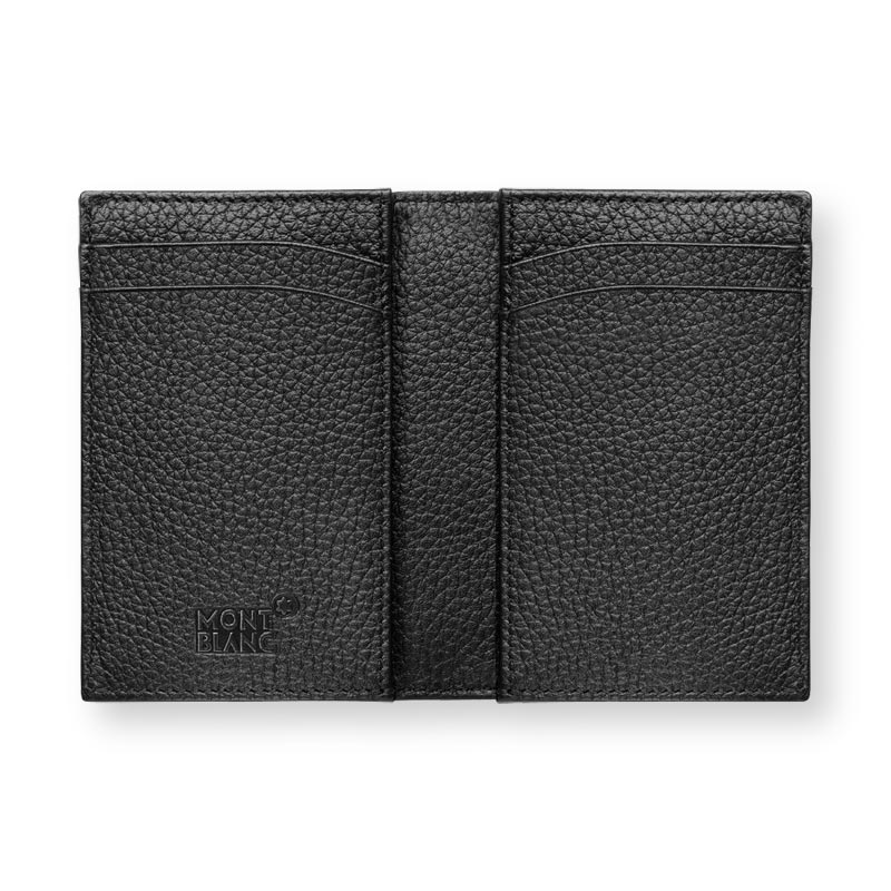 Montblanc Meisterstuck Soft Grain Business Card Holder