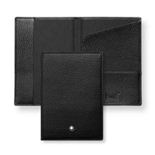 Montblanc Soft Grain Passport Holder International