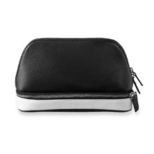 Classic Contrast Duo Travel Pouch