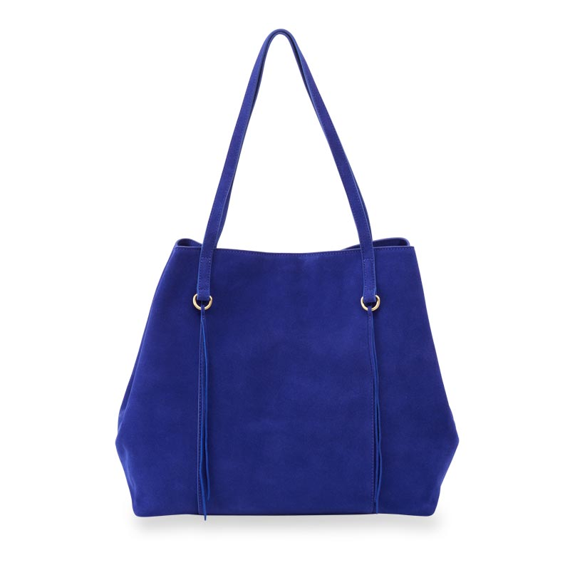 Hobo Kingston Tote, Suede
