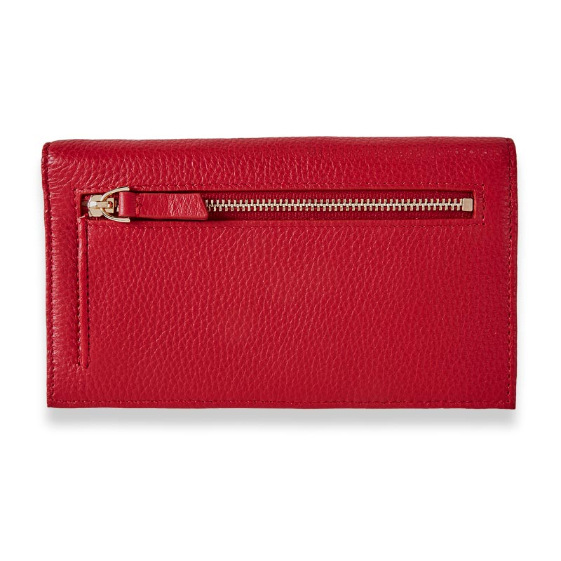 Carrie Checkbook Card Wallet
