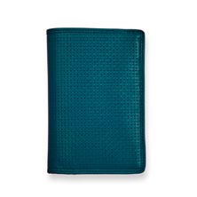 Basketweave International Pocket Briefcase® Teal