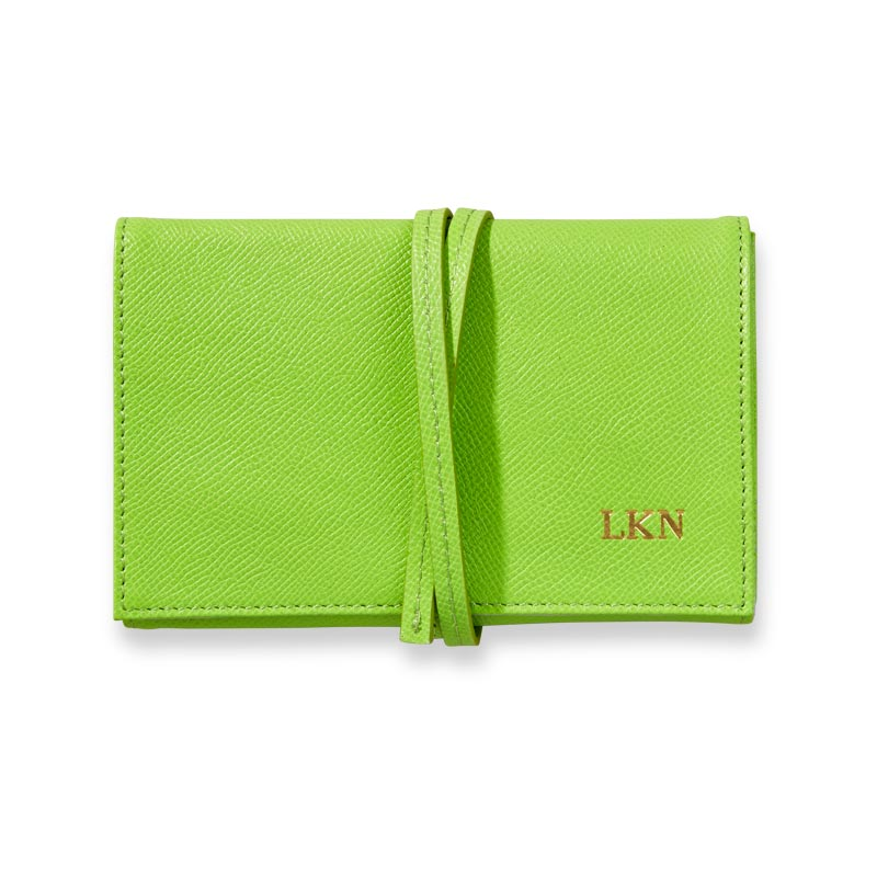 Bright Ideas Cord Roll, Lime Zest