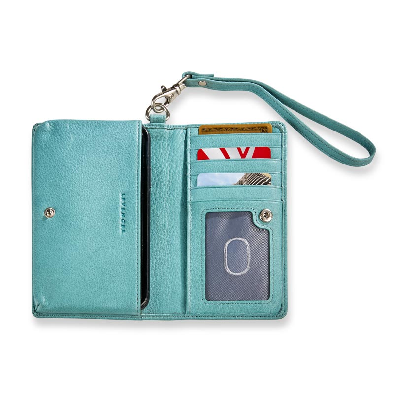 RFID Privacy Phone Wristlet