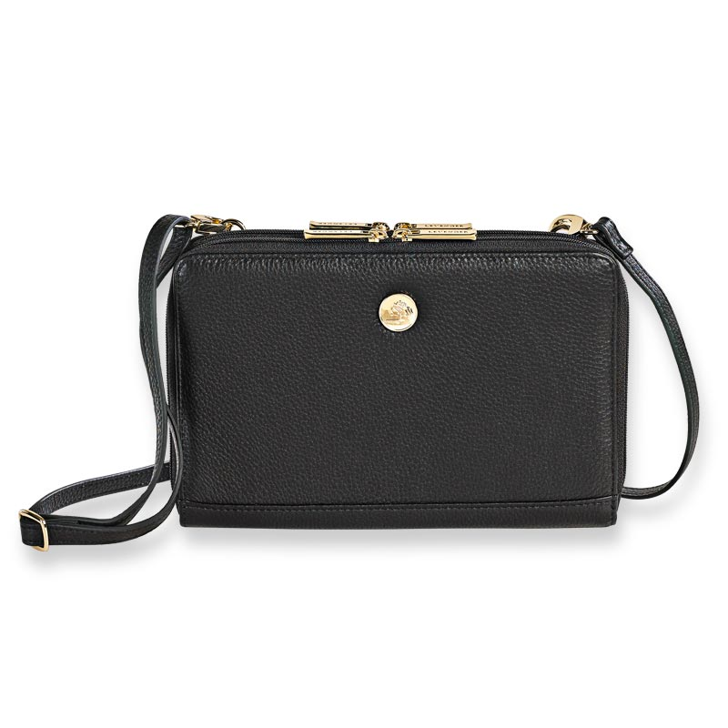 Signature Convertible Clutch