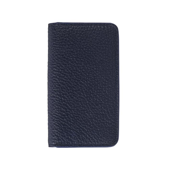 Leather Mini Card & Cash Wallet