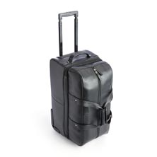 Leather Rolling Duffle