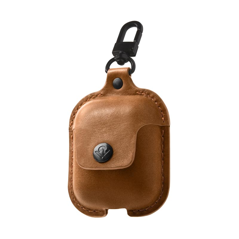 Air Snap Leather Case for AirPods