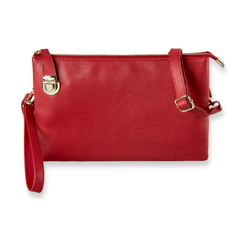 Charlotte Convertible Crossbody Clutch