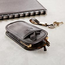 Bomber Jacket Read & Write Eyeglass Case