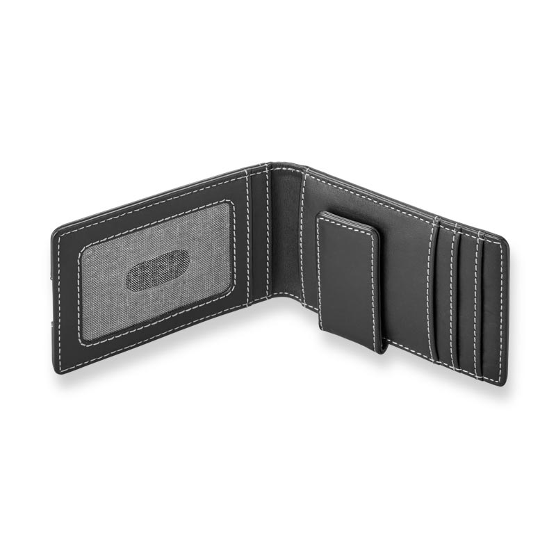 Stealth Wallet-Black
