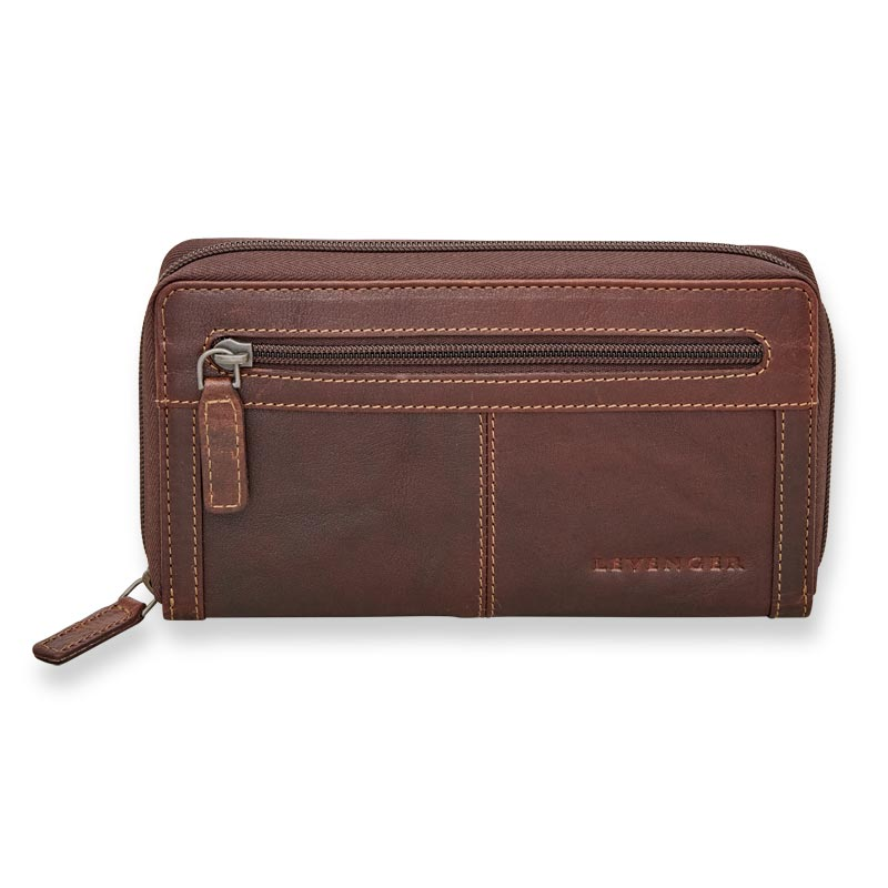 Expedition Large Zip-Around Travel Wallet