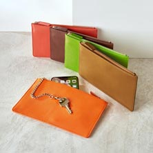 Charlotte Phone Key and Card Clutch
