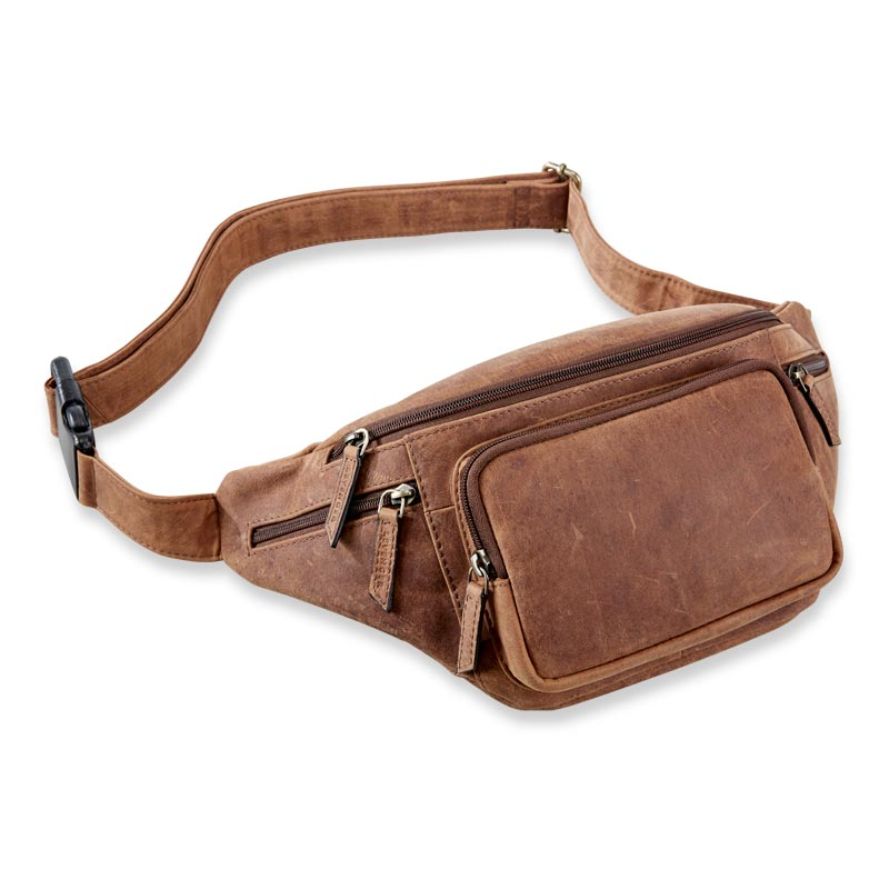 Expedition Waist Pack - Tobacco