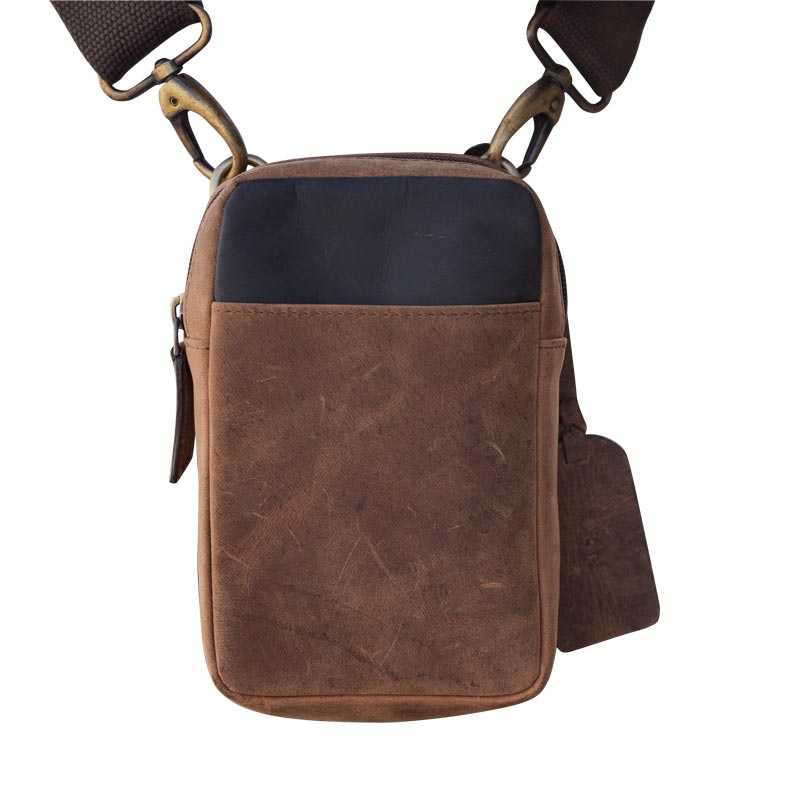 Expedition Phone Sling - Tobacco