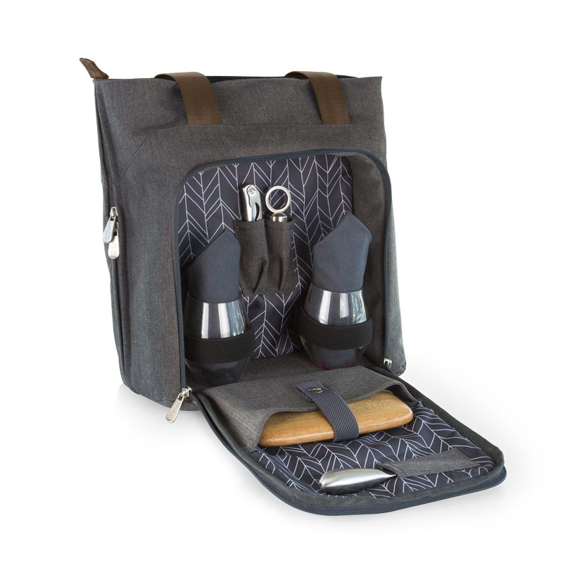 Sonoma Wine and Cheese Tote