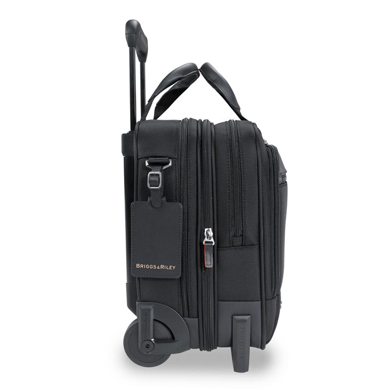 @Work Medium 2-Wheel Expandable Brief