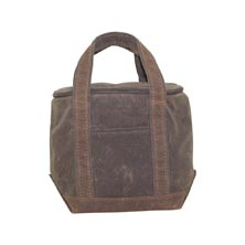 Waxed Canvas Small Lunch Tote Cooler