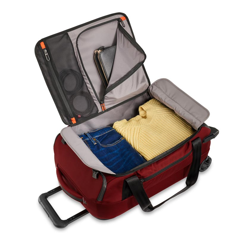 """ZDX 21"""" Carry-On Upright Duffel"""