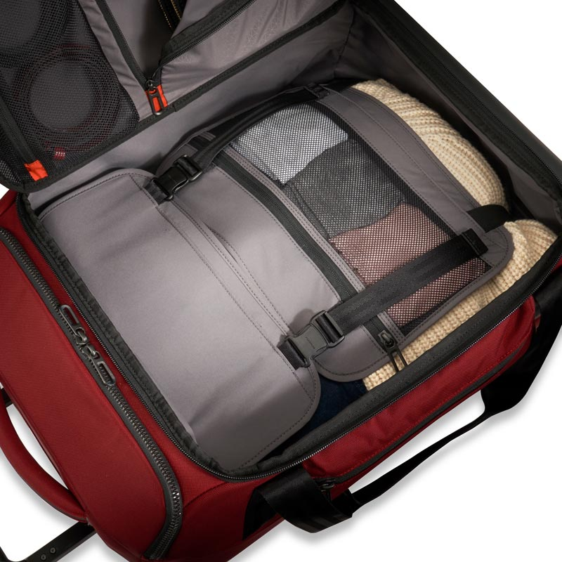 "ZDX 21"" Carry-On Upright Duffel"