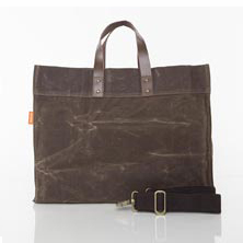 Waxed Canvas Advantage Utility Tote