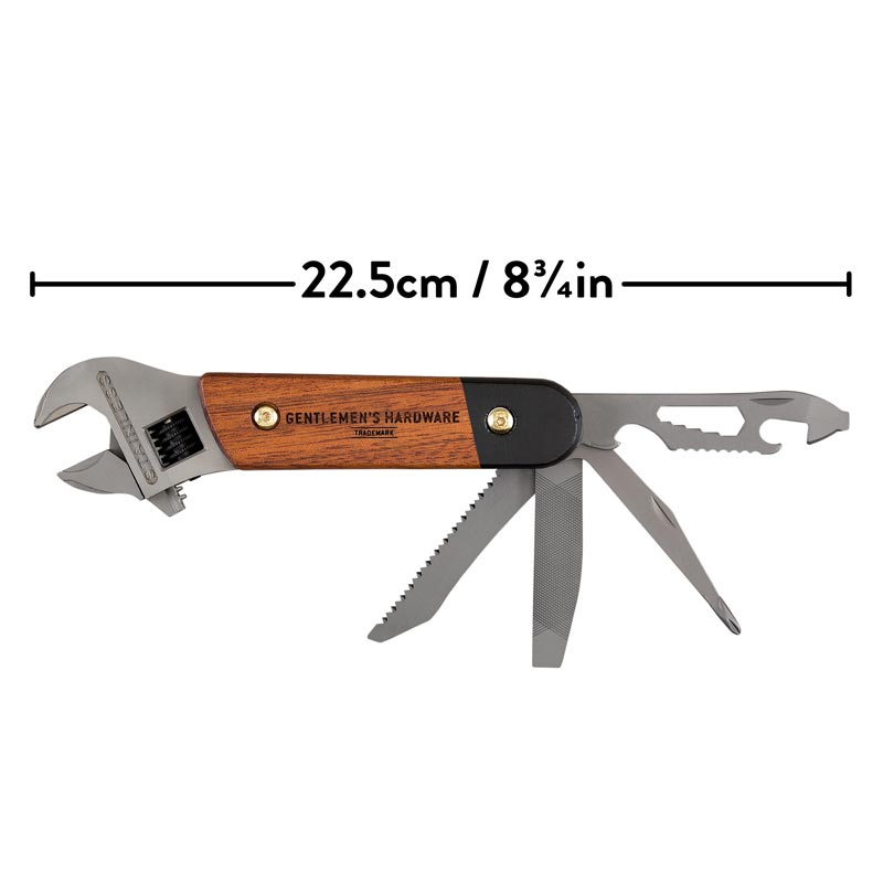 Many Hands Wrench Multi-Tool