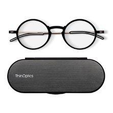 ThinOptics Manhattan Reading Glasses