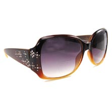Floral Crystal Sunreader Glasses
