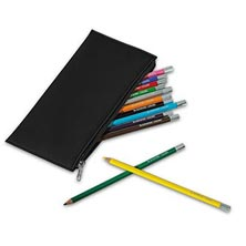 Palomino Blackwing Colors with No. 2 Pencil Case - Black