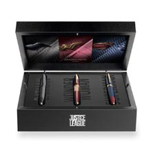 Caran d'Ache Justice League Trilogy Fountain Pen Set